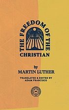 The freedom of the Christian