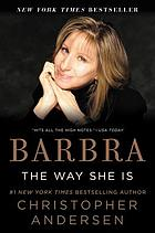 Barbra : the way she is
