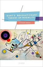 Kant's revolutionary theory of modality