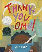 cover of thank you omu