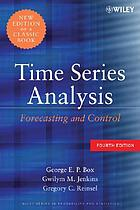 Time series analysis : forecasting and control