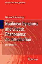 Nonlinear Dynamics and Chaotic Phenomena : an Introduction