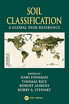 Soil classification : a global desk reference