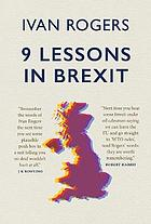 9 lessons in Brexit