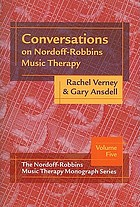 Conversations on Nordoff-Robbins music therapy