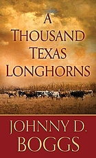A thousand Texas longhorns