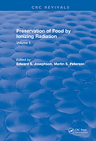 Preservation of food by ionizing radiation Volume 2