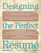 Designing the perfect résumé
