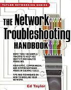 The network troubleshooting handbook