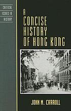 A concise history of Hong Kong