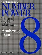 Contemporary's number power 8 : analyzing data