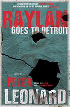 Raylan goes to Detroit : a novel