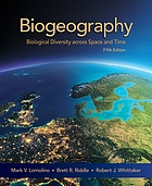 Biogeography : biological diversity across space and time