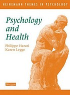 Psychology and health