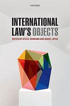 International law's objects