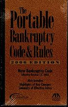 Portable bankruptcy code & rules : 2006