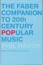 The Faber companion to 20th-century popular music