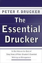 The essential Drucker.