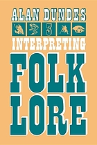Interpreting folklore.