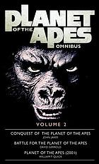Planet of the Apes Omnibus 2.