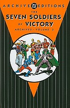 The Seven Soldiers of Victory archives.