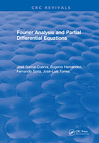 Fourier Analysis and Partial Differential Equations.