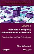 Intellectual property and innovation protection : new practices and new policy issues