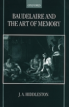 Baudelaire and the art of memory