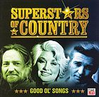 Superstars of country. Good ol' songs.