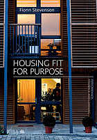 Housing fit for purpose : performance, feedback and learning
