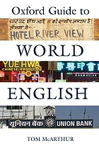The Oxford guide to world English