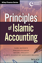 Principles of Islamic accounting