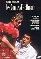 Les contes d'Hoffmann = The tales of Hoffmann