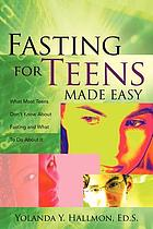 Fasting for teens made easy