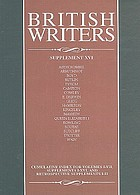 British writers . Supplement XVI