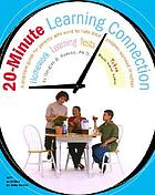 20-minute learning connection