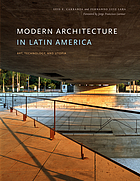 Modern architecture in Latin America : art, technology, and utopia