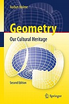 Geometry : our cultural heritage