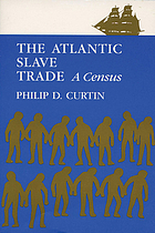 The Atlantic slave trade : a census