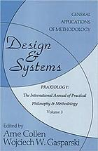 Design & systems : general applications of methodology