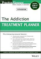 The addiction treatment planner.