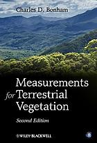 Measurements for terrestrial vegetation
