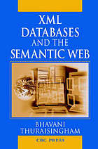 XML, semi-structured databases, and the semantic web.