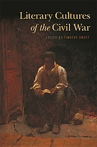 LITERARY CULTURES OF THE CIVIL WAR.