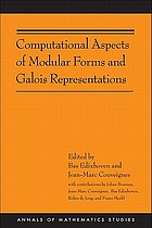 Computational aspects of modular forms and Galois representations : how one can compute in polynomial time the value of Ramanujan's tau at a prime