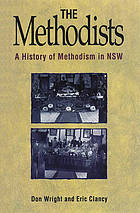 The Methodists : a history of Methodism in New South Wales