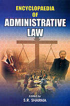 The encyclopaedia of administrative law