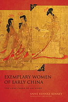 Exemplary women of early China the Lienu zhuan of Liu Xiang