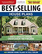 Best-selling home plans.