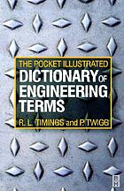 Dictionary of engineering terms